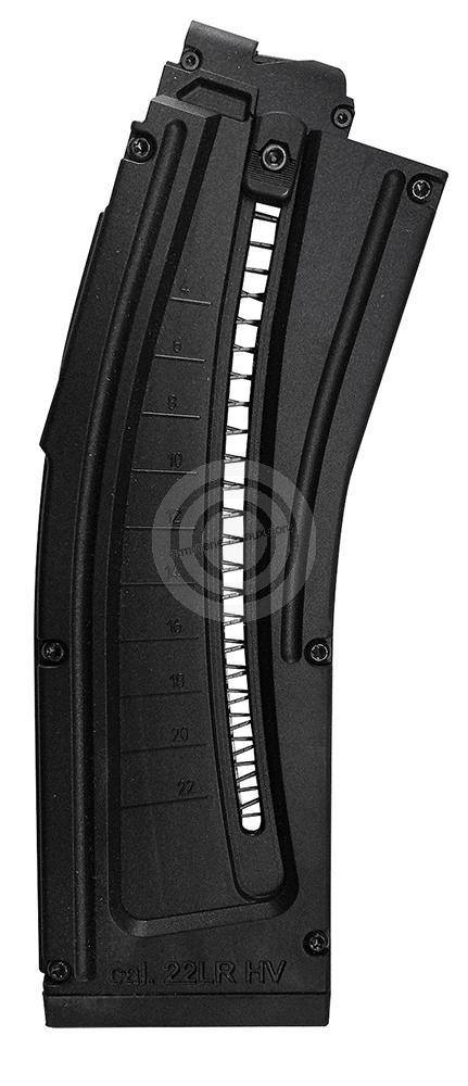 Chargeur ISSC MK22 Noir cal.22 Lr (22 Coups)