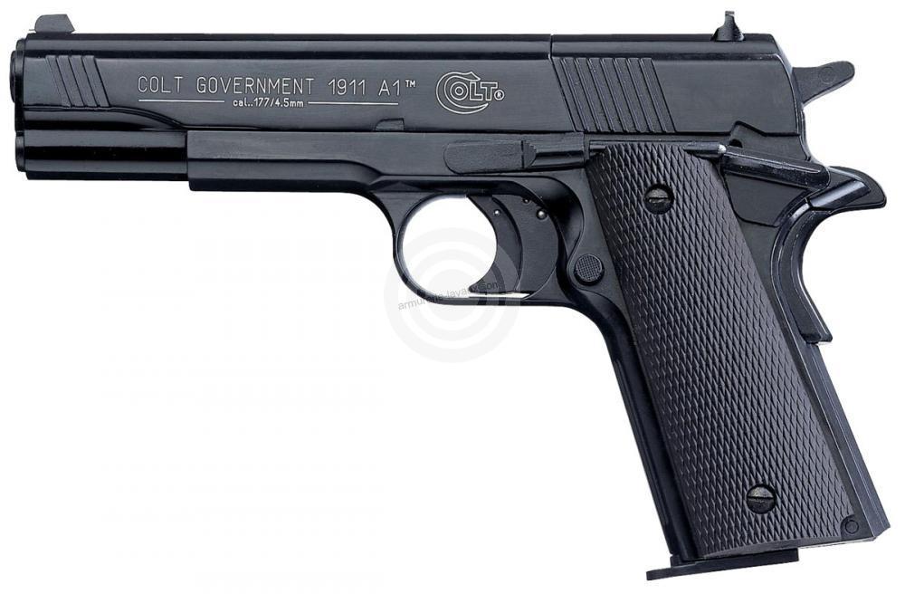 Pistolet COLT Government 1911 A1 Bronzé UMAREX Cal 4.5mm