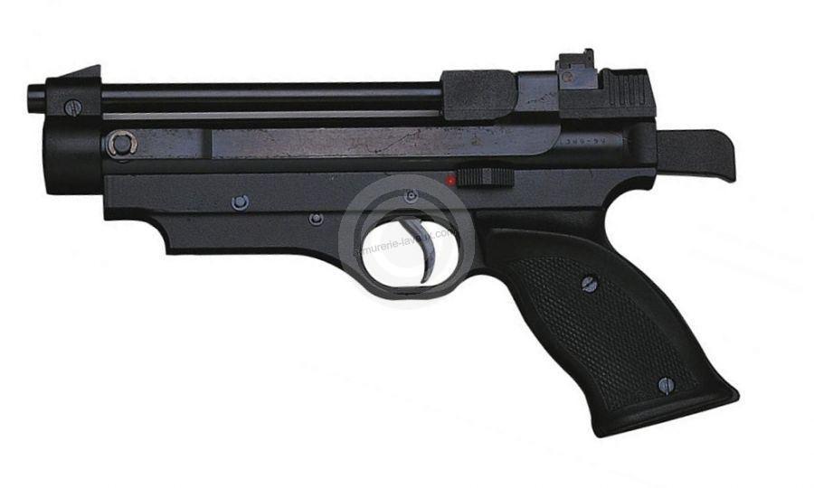 Pistolet � plombs COMETA Indian Bronz�