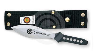 Couteau à lancer HERBERTZ 130821 INOX 12 cm