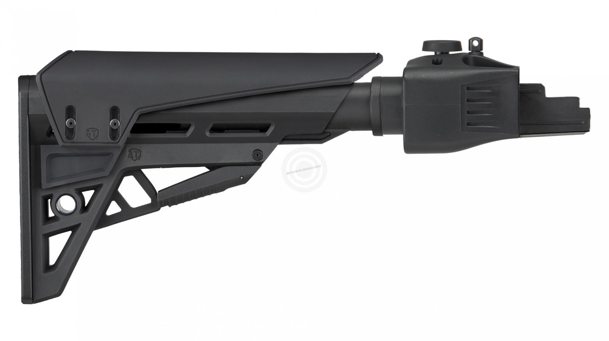 Crosse rabattable type M4 ATI pour AK47 gén.2