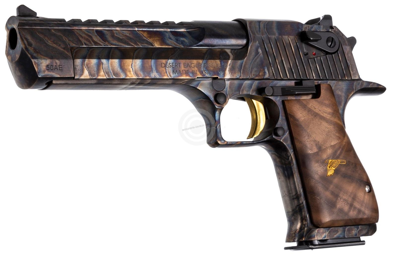 Pistolet DESERT EAGLE Case HARDENED 6