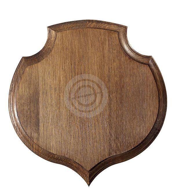 Ecusson Sanglier Coeur 22 x 20 cm