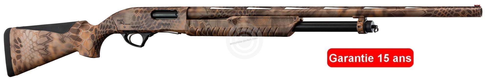 Fusil à pompe FABARM SDASS Waterfowl BANSHEE cal.12/76 (canon de 76cm)