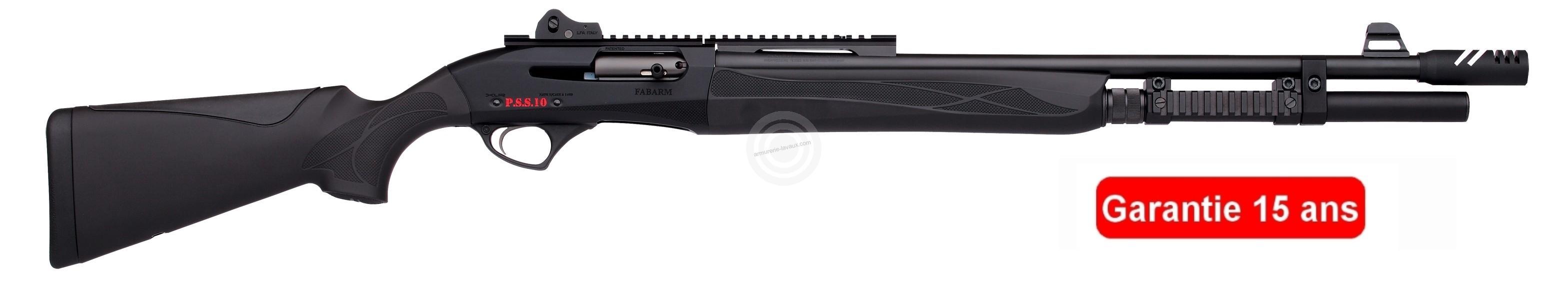 Fusil semi-automatique FABARM P.S.S 10 cal.12/76 - Armes catégorie B