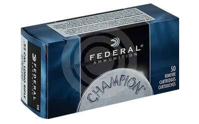 FEDERAL 22lr Hight Velocity CHAMPION pointe pleine /50