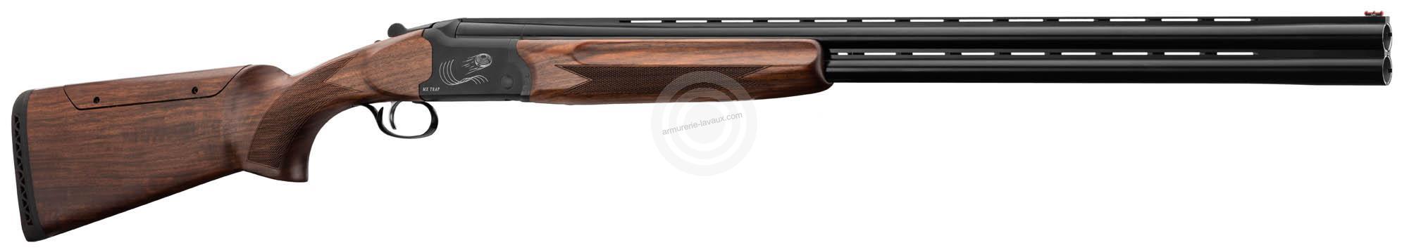 Fusil de sport Superposé YILDIZ MX Trap noir - Ejecteurs cal.12 (76cm)