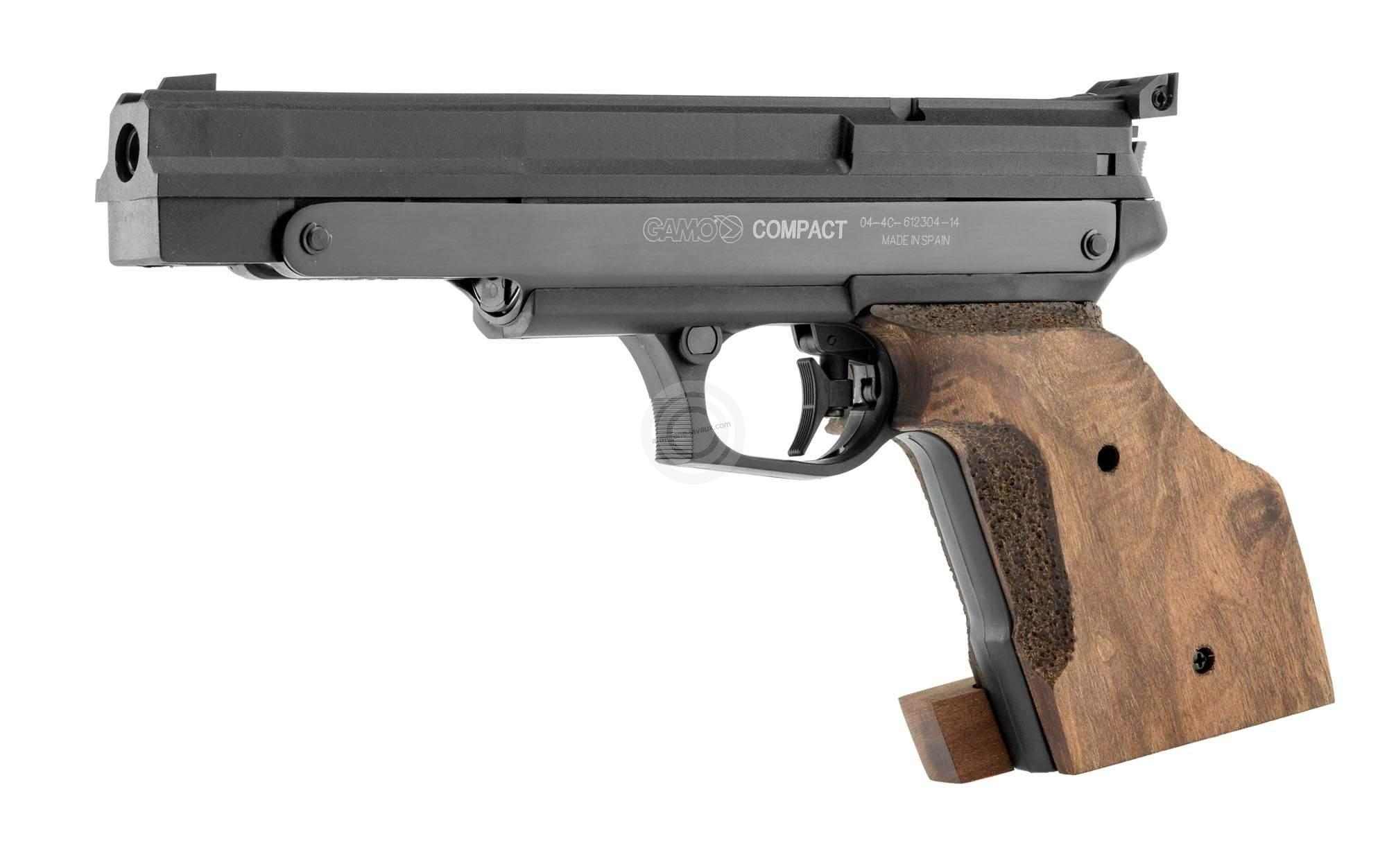 pistolet plombs gamo compact armes de loisirs sur armurerie lavaux. Black Bedroom Furniture Sets. Home Design Ideas