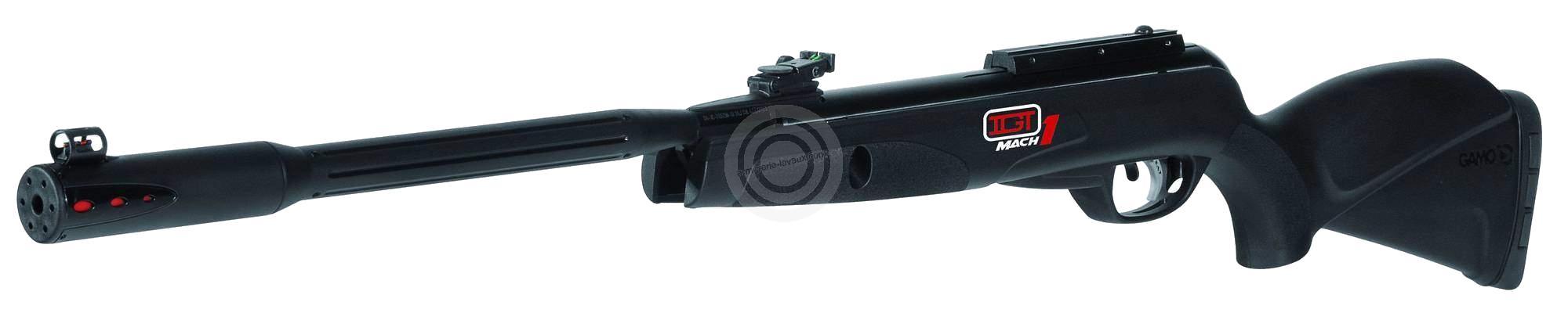 Carabine GAMO Black Fusion IGT ''Mach 1''
