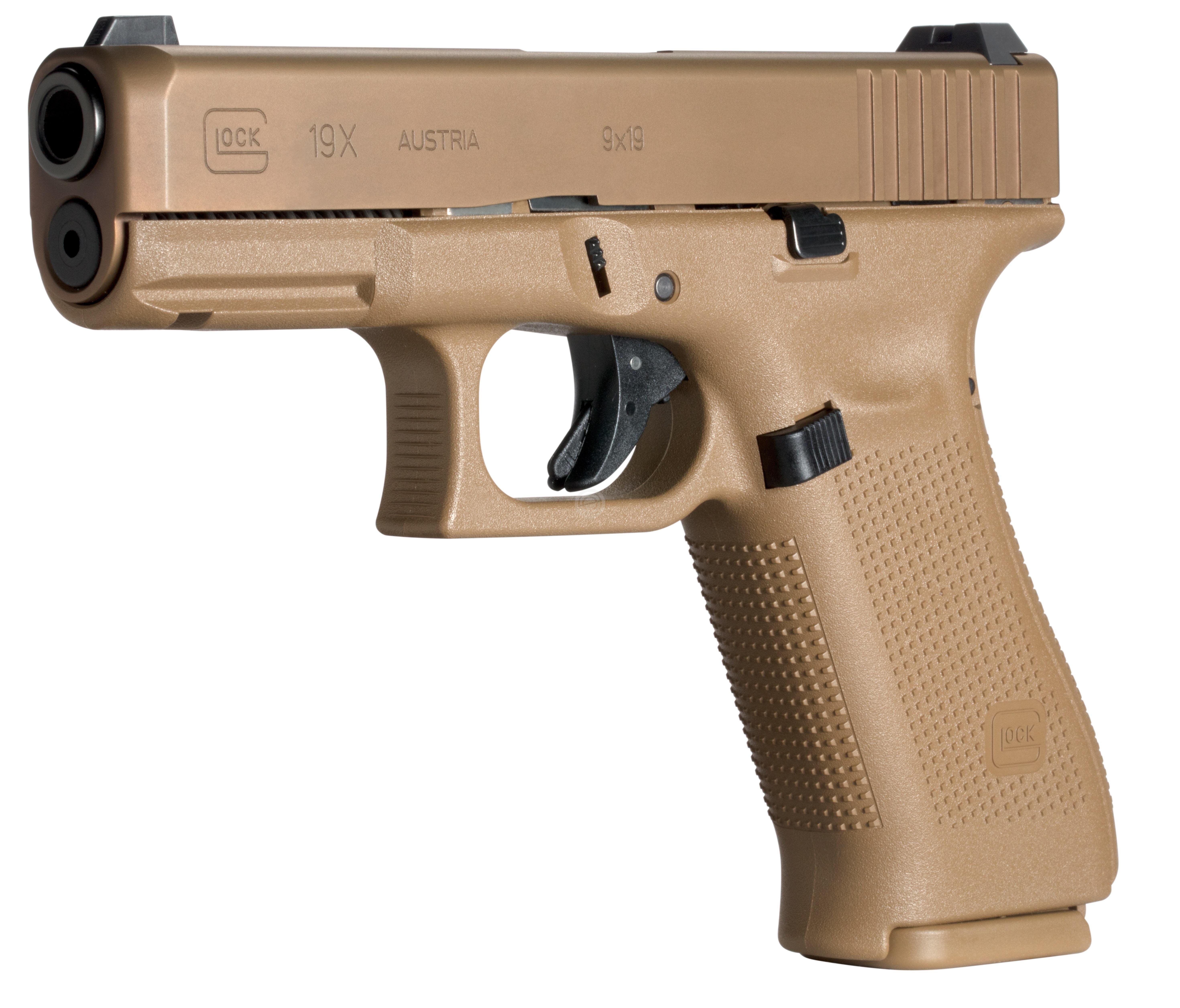 Pistolet GLOCK 19X Gen5 cal.9x19