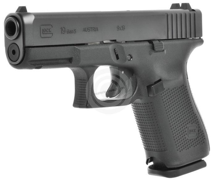 Pistolet GLOCK 19 Gen5 cal.9x19