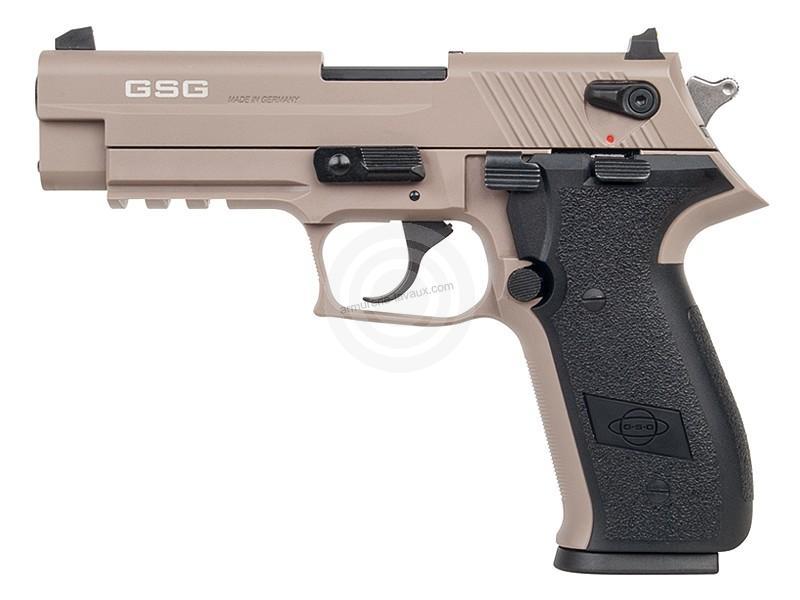 Pistolet GSG Firefly Tan cal.22 Lr