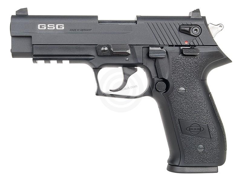 Pistolet GSG Firefly Noir cal.22 Lr