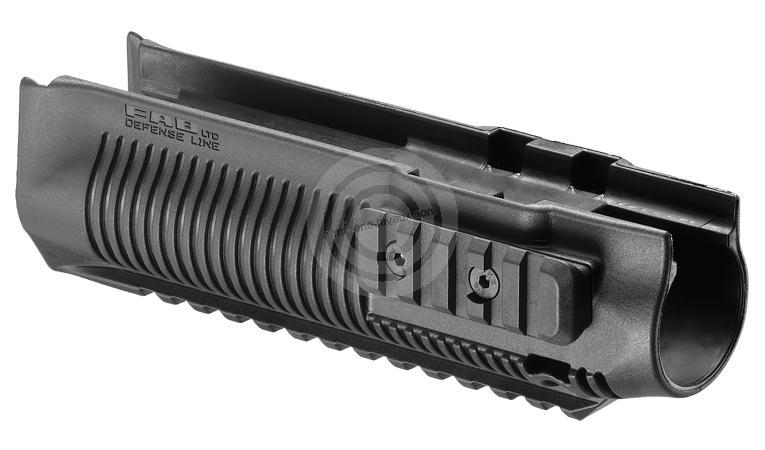 Pompe Tri-Rail picatinny pour REMINGTON 870
