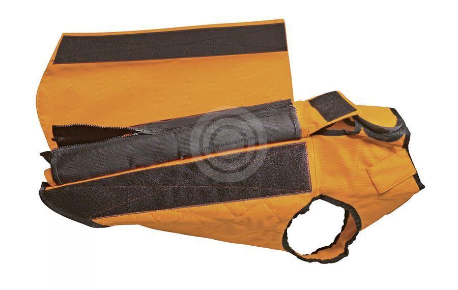 gilet de protection pour chien ayrton 39 taille 0 5. Black Bedroom Furniture Sets. Home Design Ideas