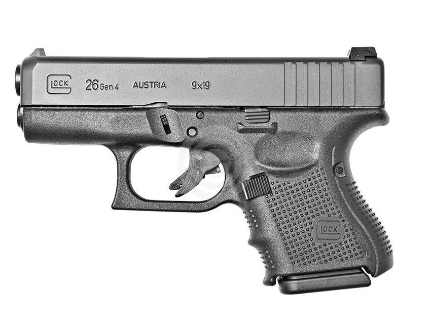 Pistolet GLOCK 26 Gen4 cal.9x19