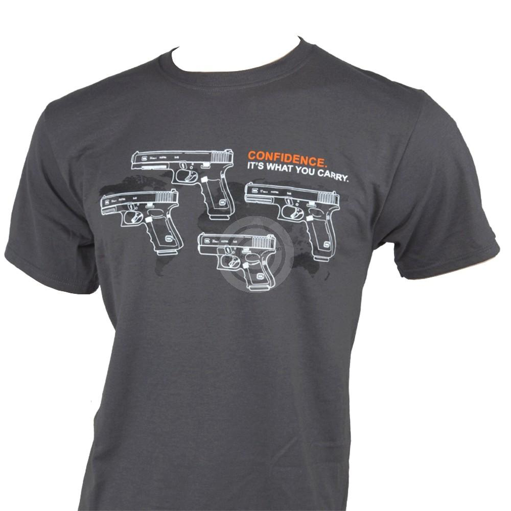 T-shirt GLOCK Pistol Family Taille.XL