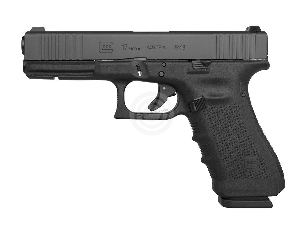 Pistolet GLOCK 17 Gen4