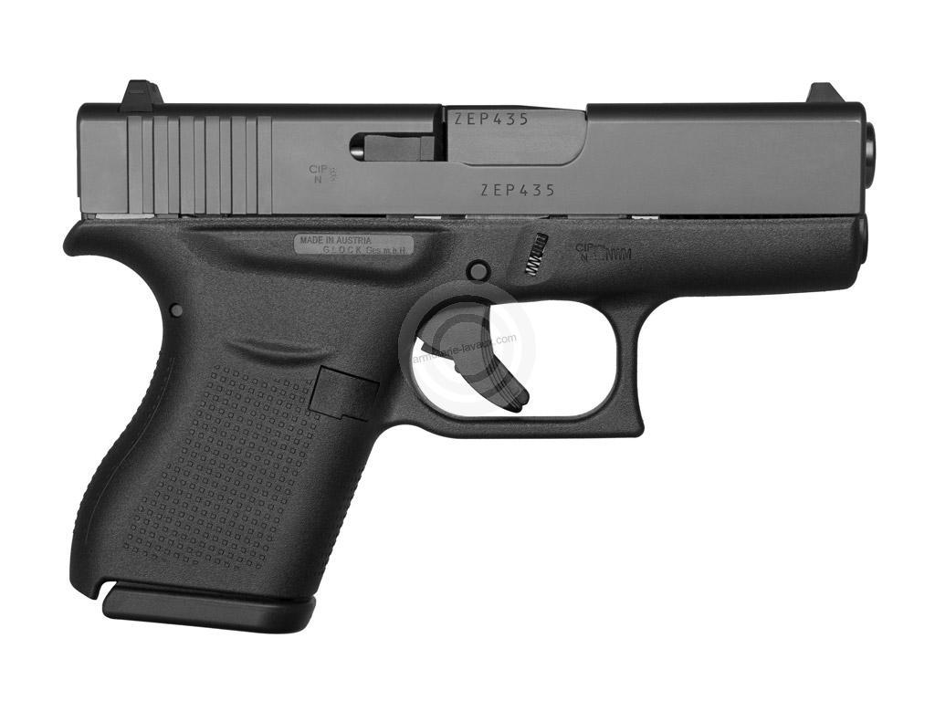Pistolet GLOCK 43 gen3 cal.9x19