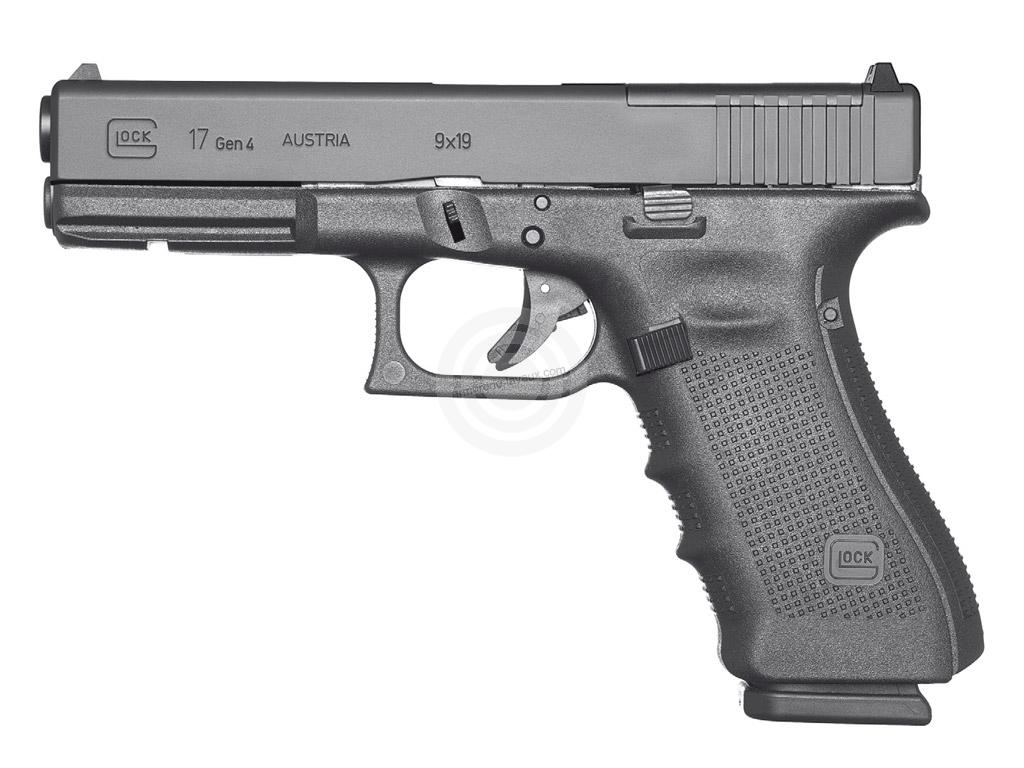 Pistolet GLOCK 17 Gen4 MOS cal.9x19