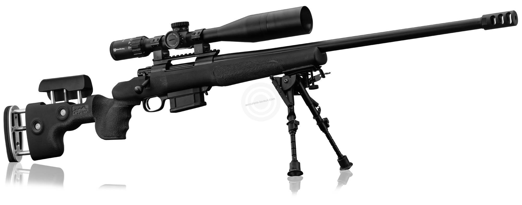 Carabine tir longue distance sur Armurerie-Lavaux