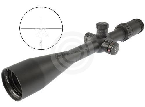 Lunette de tir HAWKE Sidewinder 8-32x56 SR PRO