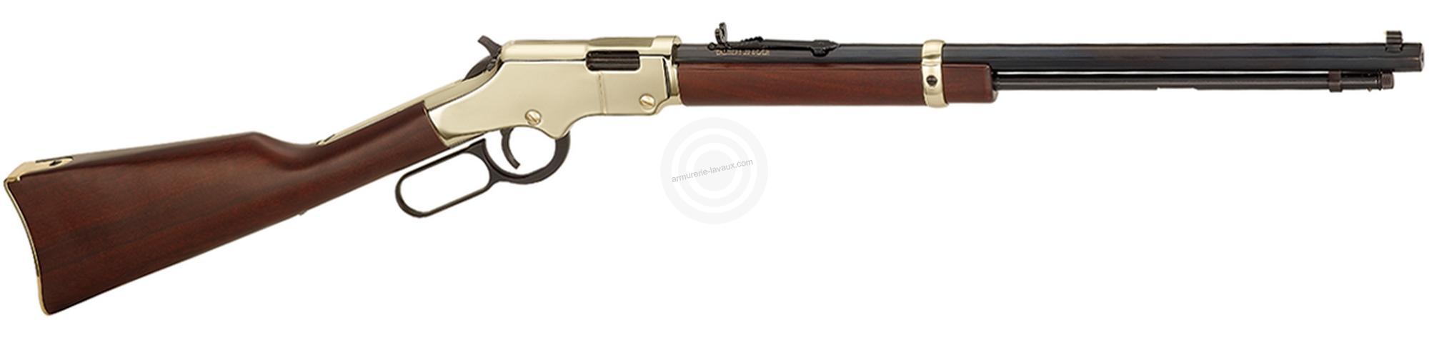 Carabine 22 LR HENRY Lever Action Golden Boy