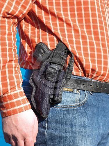 Etui de ceinture JPX avec cartouchière