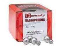Sachet de 100 Balles HORNADY 445gr Cal.44