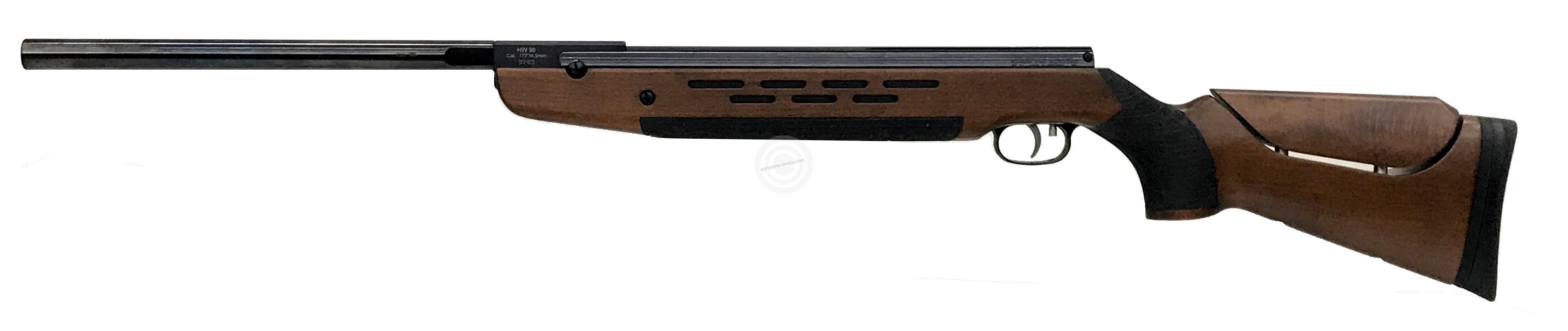 Carabine à air comprimé WEIHRAUCH HW 98