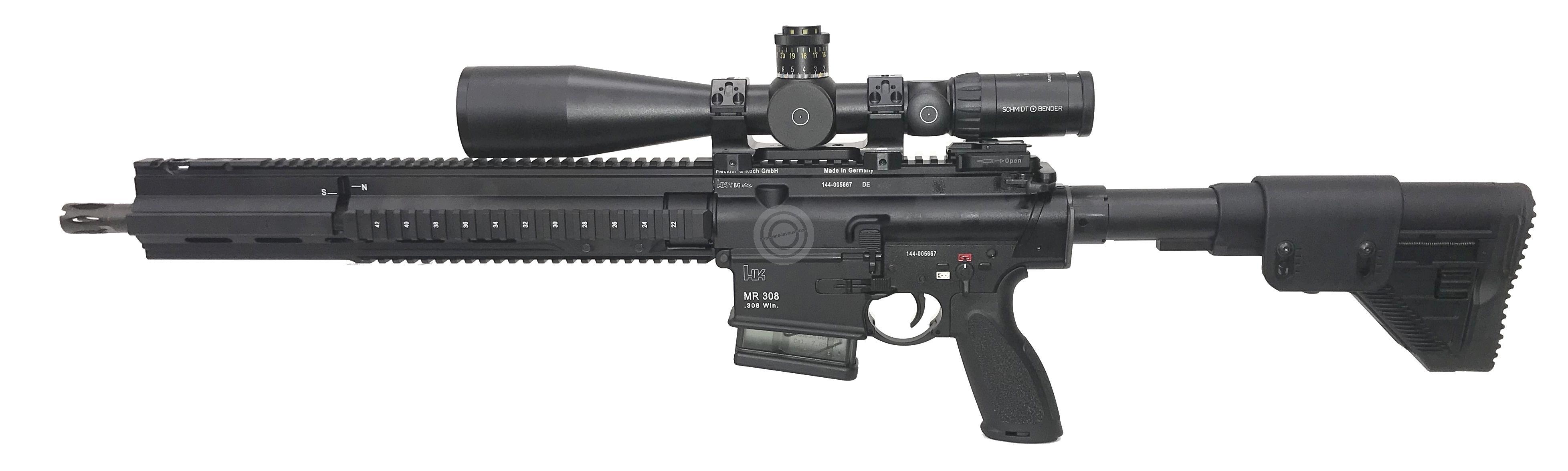 Carabine HK MR308 A3 G28 16.5