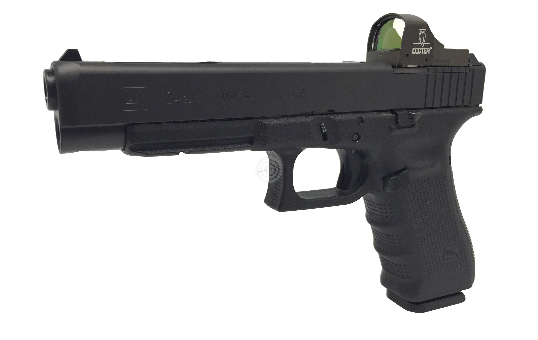 Pistolet GLOCK 34 Gen4 MOS Docter Sight II cal.9x19