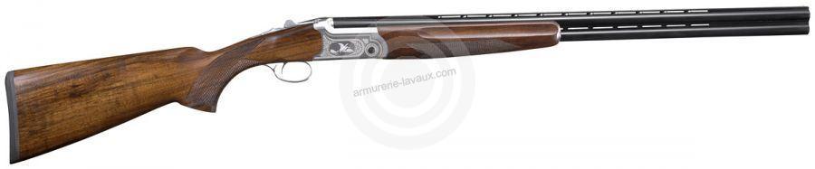 Superposé MERCURY Chromé cal.12 Magnum (canon de 71cm)