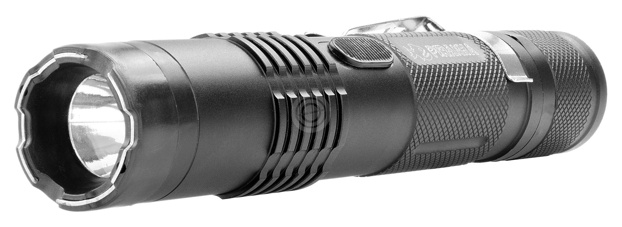 Lampe SHOCKER POCKET TAC 140 Lumens / 3 800 000 Volts