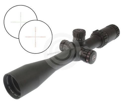 Lunette de tir HAWKE Sidewinder Tactical 4.5-14x42 Half Mildot