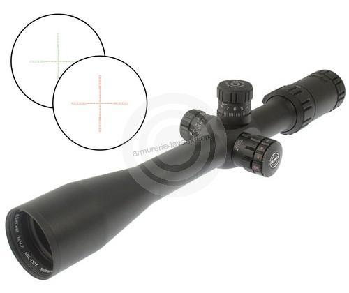 Lunette de tir HAWKE Sidewinder Tactical 6.5-20x42 Half Mildot