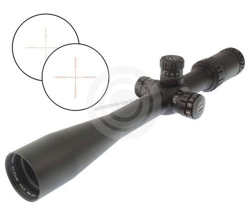 Lunette de tir HAWKE Sidewinder Tactical 8.5-25x42 Half Mildot
