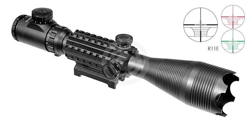Lunette tactical LYNX 4-16x50 EG (réticule R11E)