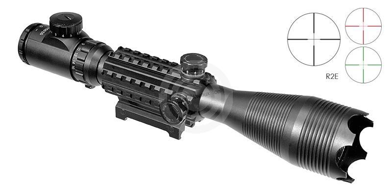 Lunette tactical LYNX 4-16x50 EG (réticule R2E)