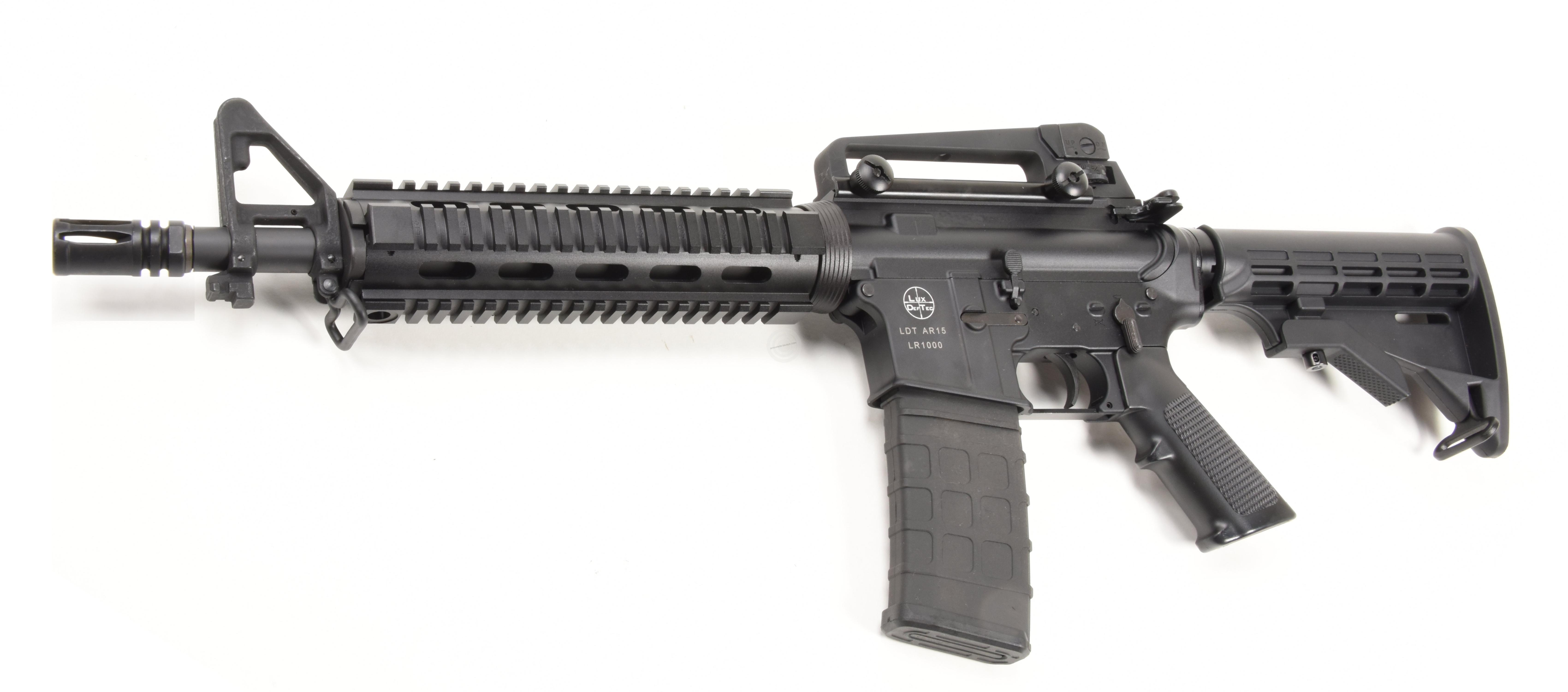 LDT AR15 M4 10.5