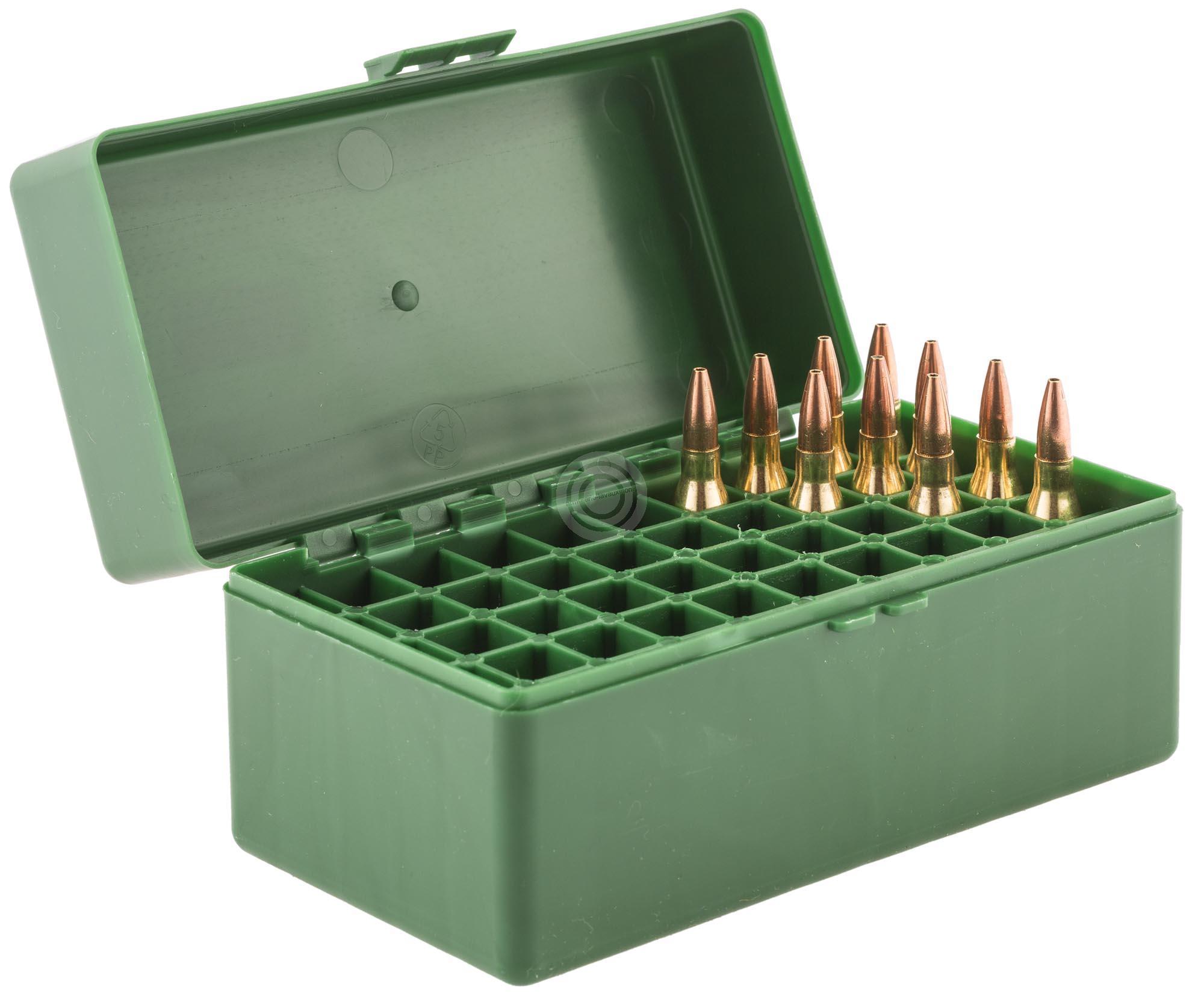 Boite à munitions MEGALINE cal.308 Win /50
