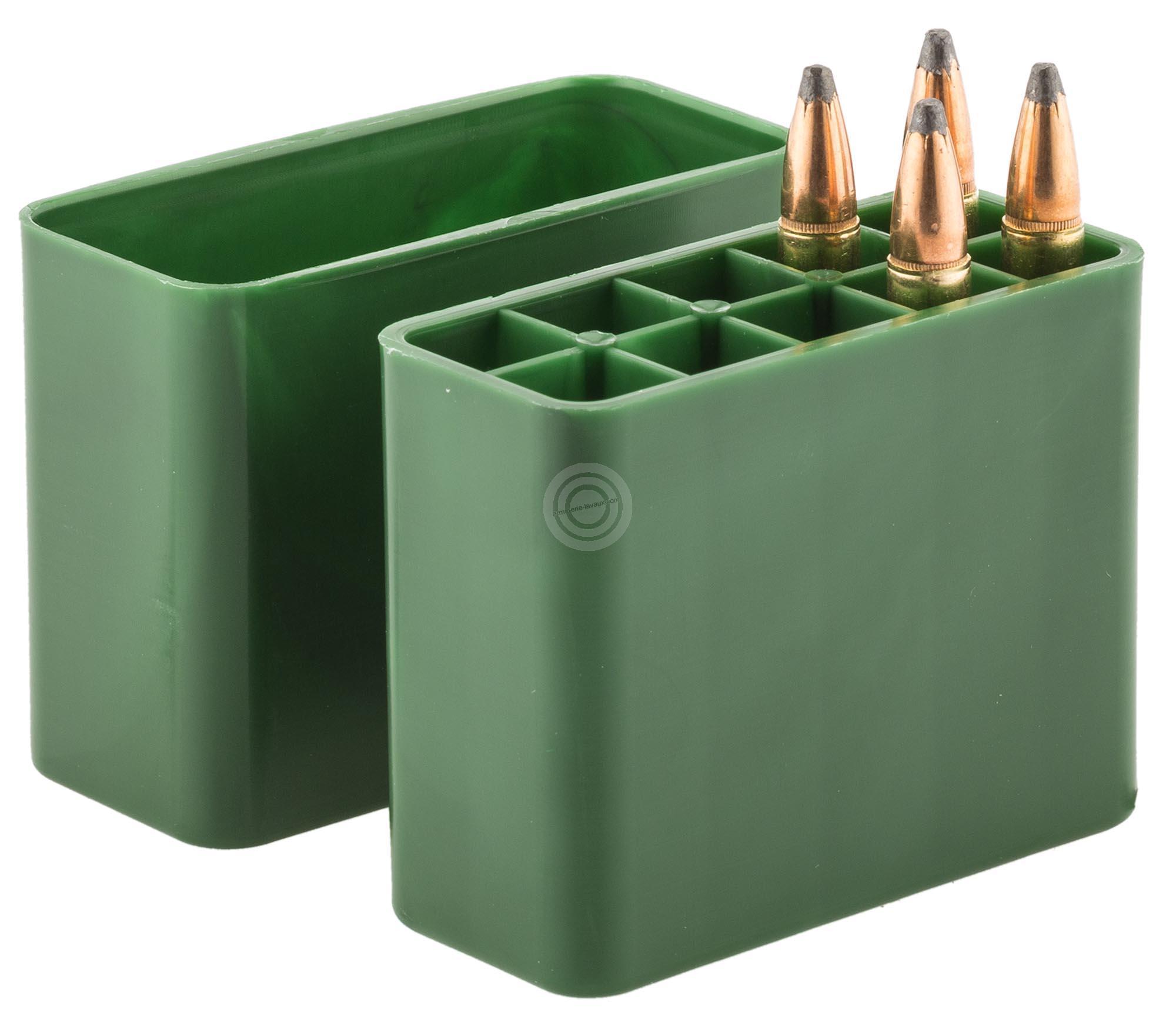 Boite à munitions MEGALINE cal.308 Win au 338 Win Mag /10