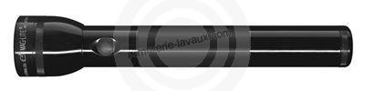 Maglite ML300 3D LED Noire