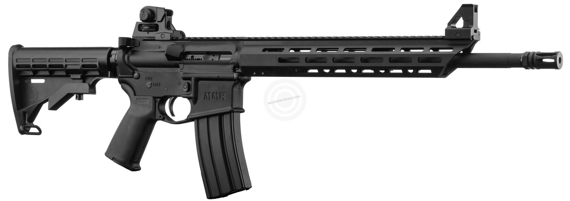 Carabine MOSSBERG AR15 MMR TACTICAL Gén.2 cal.223 Rem