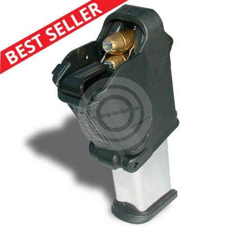 Chargette MAGLULA pour pistolet cal. 9mm à 45 ACP