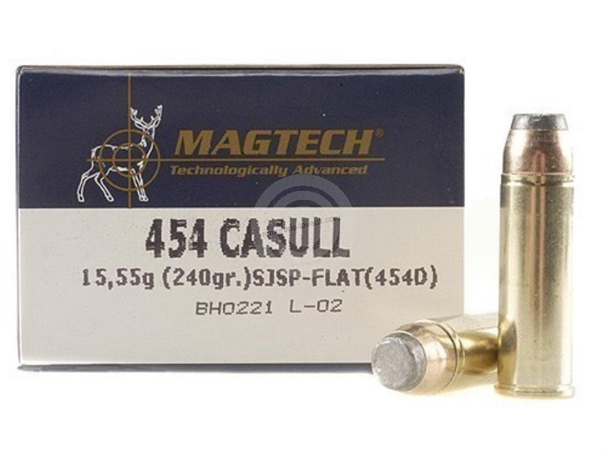 MAGTECH cal.454 CASULL SISP-FLAT