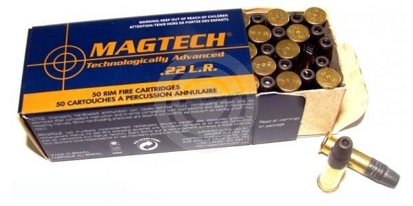 MAGTECH Subsonic LHP cal.22 Lr