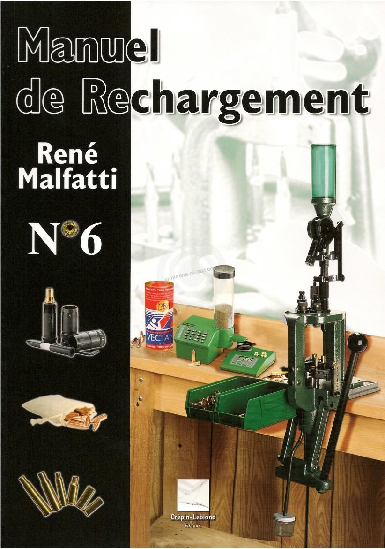 Manuel de rechargement MALFATTI