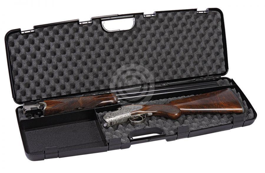 Mallette ABS pour Fusil (intérieur mousse) 80x21x7,5 NEGRINI