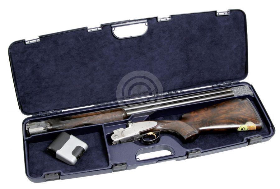Mallette ABS pour Fusil (intérieur velours) 80x21x7,5 NEGRINI
